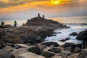 Giants Causeway Guide Tour from Belfast