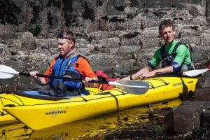 Giants Causeway Official Guide Kayaking Tours